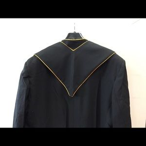 urbanfashionsinc.com Suits & Blazers - Clergy robe cassock with reversible stole